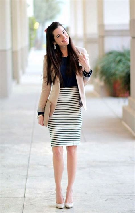 best 25 striped skirt ideas on striped skirts s style