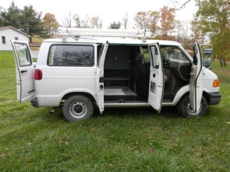 2001 dodge ram v6 find used 2001 dodge ram cargo 3 9l v6 auto low
