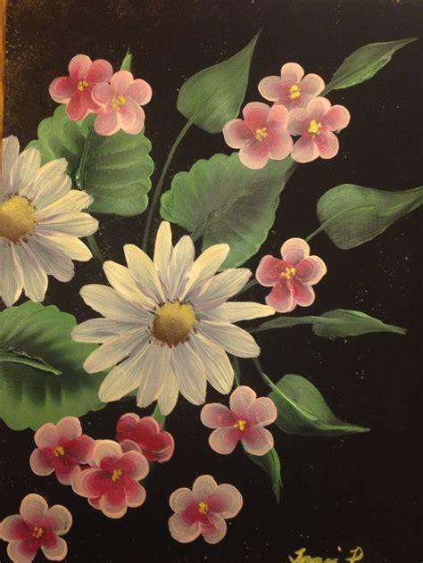 one stroke flowers painting one stroke painting one stroke painting donna dewberry