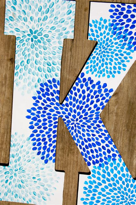 Letter Painting Large Custom Painted Letters