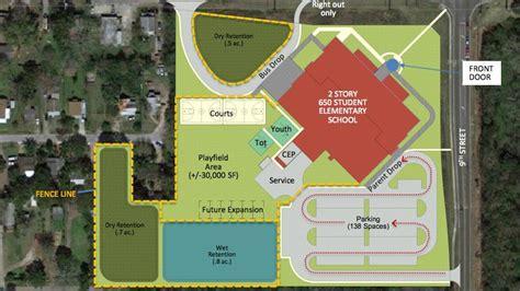 Winter Gardens Elementary School by Subcontractor Bidding To Start In For Winter Garden