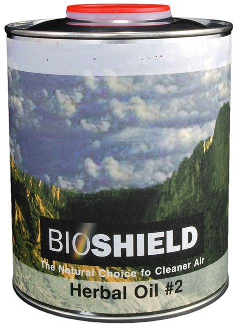 Bioshield, Herbal Oil   Non Toxic, Primer and Sealer for