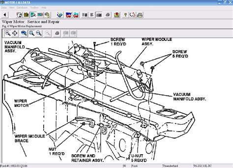 repair windshield wipe control 2005 ford gt user handbook ford window motor bushing ford free engine image for user manual download