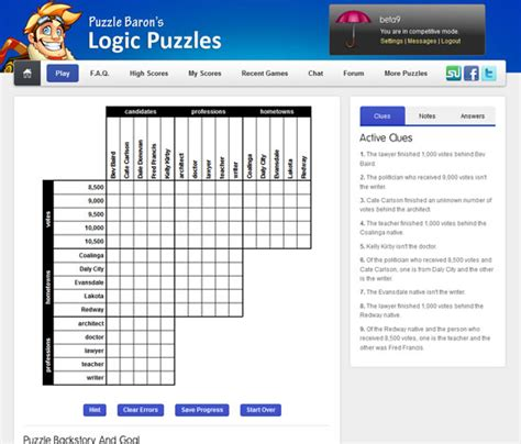 printable logic puzzles puzzle baron logic puzzles premium memberships