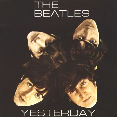To Yesterday yesterday the beatles