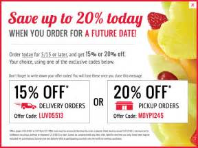 fruit bouquets coupons edible arrangements codes and coupons
