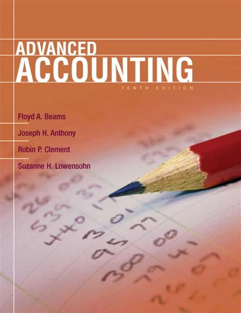 Solution Manual Advanced Accounting 10e By Beams