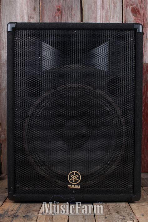 empty 15 inch speaker cabinets 15 inch speaker cabinets matttroy