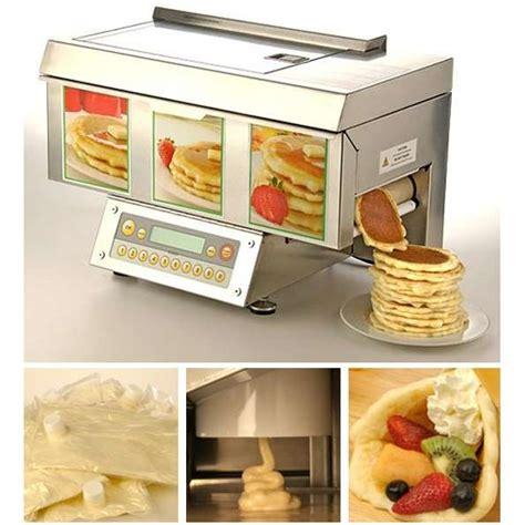 design pancake maker automated breakfast machines automatic pancake machine