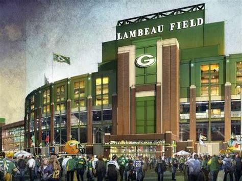packers plan to expand enhance lambeau field by 2013