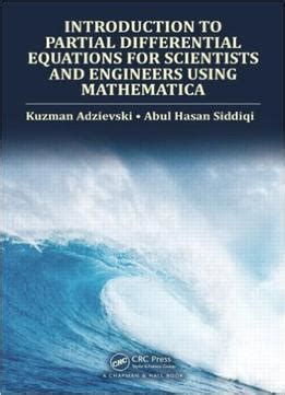 introduction to scilab for engineers and scientists books introduction to partial differential equations for