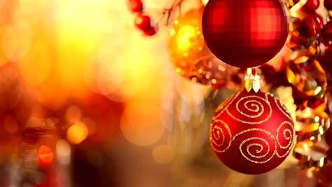 desktop twinkling tree decoration and new year decoration abstract blurred bokeh background blinking garland