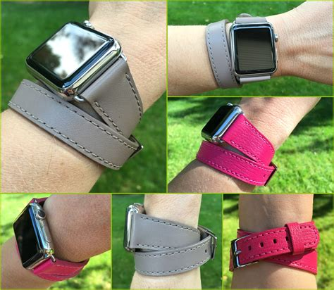 Apple 38mm 42mm Hermes Tour Wrist Leather Premium lucrin s take on the herm 232 s tour band