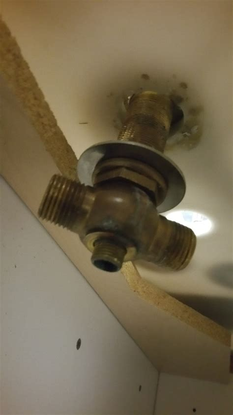 Plumbing How To Remove This Bathroom Faucet Spout Home Removing Bathroom Faucet