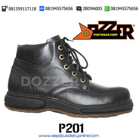 Sepatu Boot Septi sepatu safety terlaris p201 semi boots