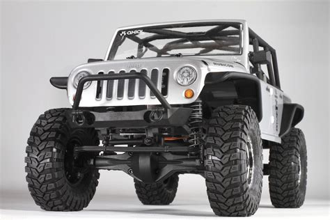 Rc Car Jeep Rubicon 1 14 Rd268 1 Murah axial scx10 jeep wrangler unlimited rubicon 4wd 1 10 rtr ax90028 kits by axial electric