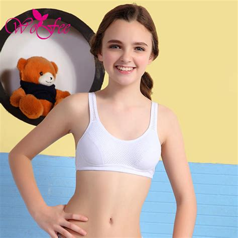 12 old girl no bra 2015 no 1 bra for young girl student bra small training