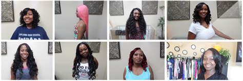 full head sew in maintenance enclosures none of you your natural hair left out very