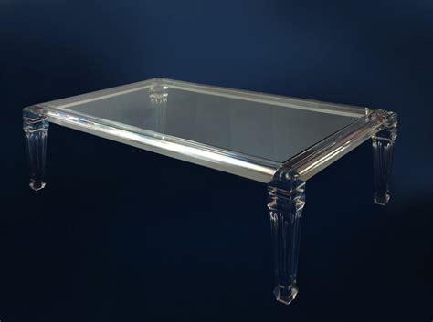 tavoli plexiglass tavoli da salotto poliedrica s r l arredamento e