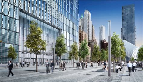 dbox rendering world of architecture 1 world trade center by skidmore