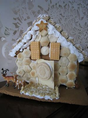 gingerbread house archives reinhart reinhart moments of delight anne reeves december 2009