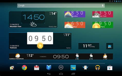 android widgets beautiful widgets pro android apps on play