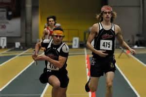 running room grande prairie martinek posts personal best at running room indoor challenge gprc wolves athletics club