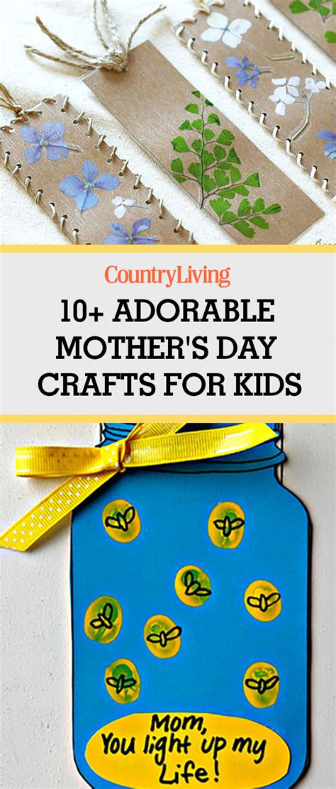 day craft for 10 s day crafts for preschool mothers