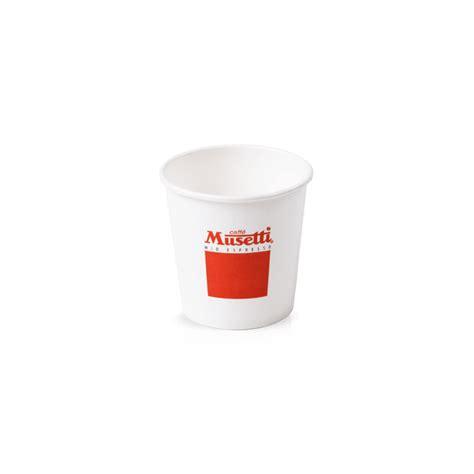 bicchieri di carta con coperchio per il bar caff 232 musetti