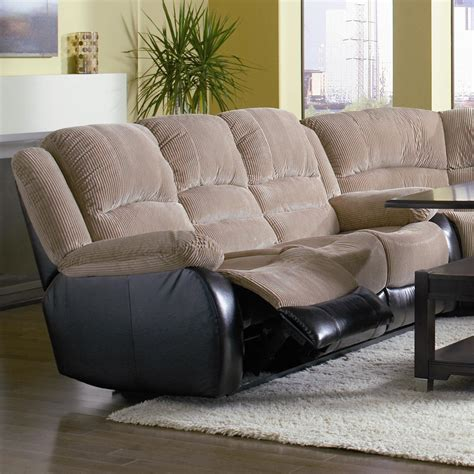 Sofa Set With Recliner by Johanna Reclining Corduroy Motion Sofa Set Sectional Sofas