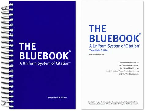 Legal Citations Blue Book | citing to the nevada law blogs in legal briefs and articles
