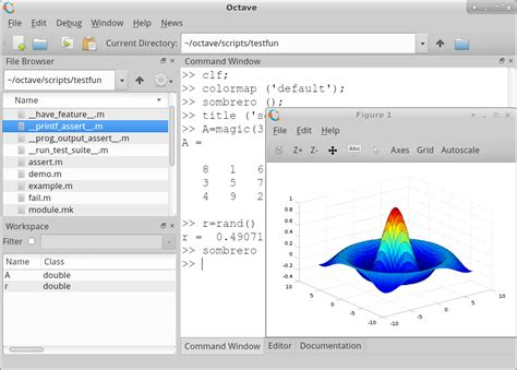 Scientific Computing With Matlab And Octave 1 gnu octave