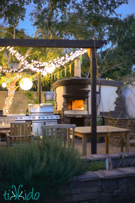 build a wood fired pizza oven in your backyard how to build a wood fired pizza oven home design garden architecture blog magazine