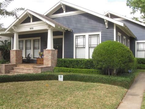 blue gray exterior paint bungalow exterior paint color schemes immaculately kept