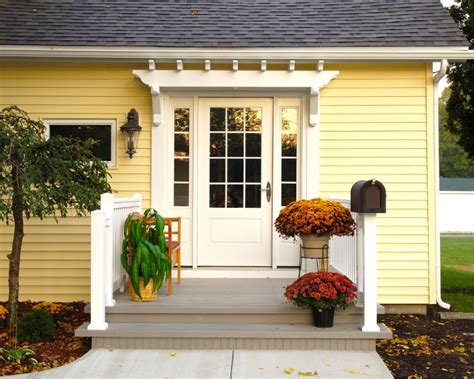 Front Door Arbor by Fypon Introduces Low Maintenance Pvc Trellis Systems