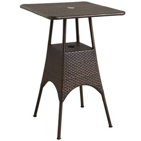 Pier One Bar Table La Cena Bar Table Mocha Pier 1 Imports