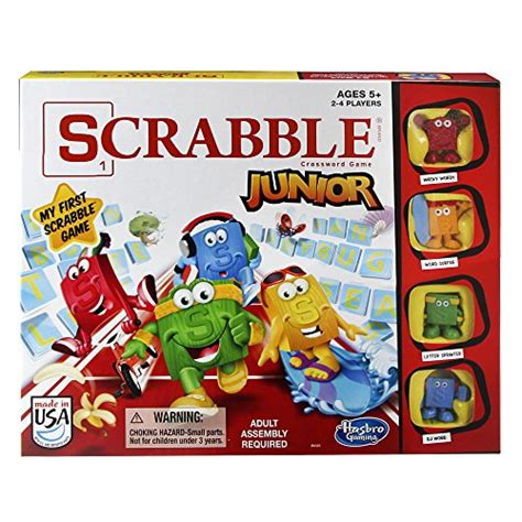 how to play scrabble junior family spelling word board myshelle