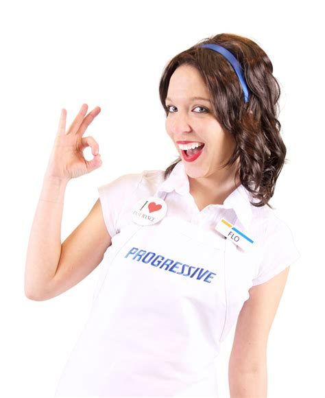 flo progressive progressive flo costume set