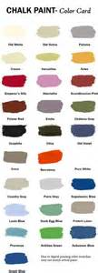 sloan chalk paint color chart chalk paint by sloan at the courtyard kells