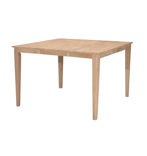 butterfly leaf dining table wood  furniture jacksonville fl