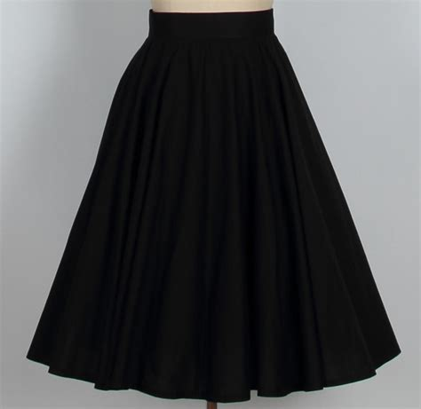 a line retro skirt black 014 a014 163 17 99 of
