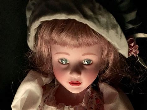 haunted doll pupa want to adopt this haunted doll better live