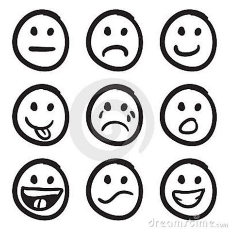 doodle emoticon smileys softwaresandlife