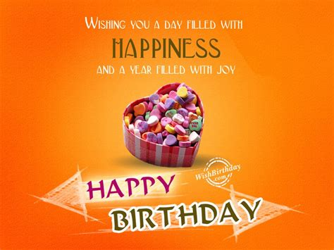 happy birthday to you wish you all the best happy birthday wishes