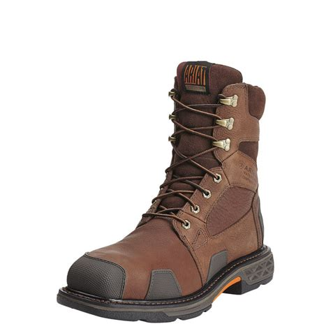 boots and shoots ariat overdrive 8 quot boot n shoot