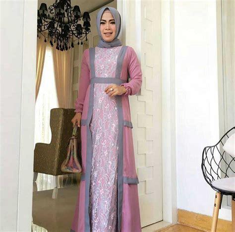 Maxi Dress Gamis Dress Setelan Gamis Maxi Limited 1 setelan gamis cantik modern terbaru model gamis syari
