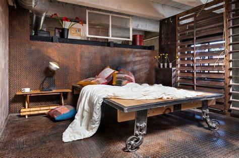 industrial chic schlafzimmer industrial chic 15 coole einrichtungsideen mit industrial