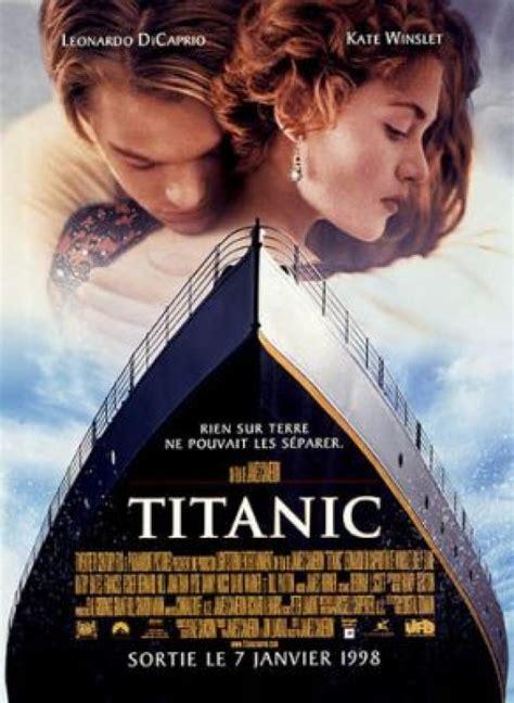 film titanic en francais gratuit affiche du titanic oscaris 233 collection