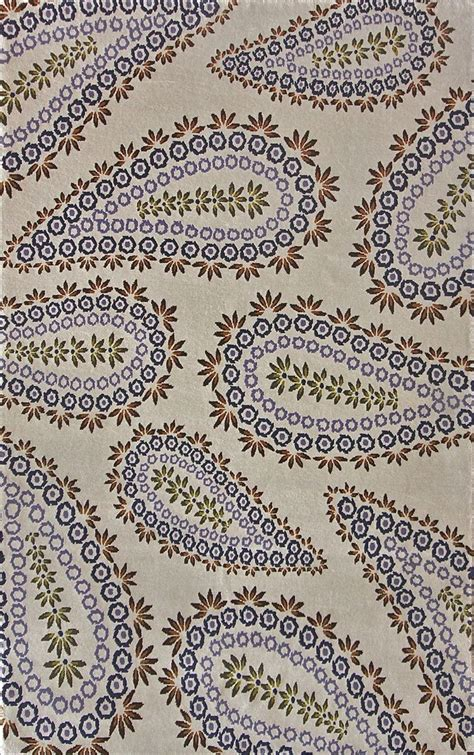 Paisley Area Rug Modern Paisley Area Rug By Rugs Usa For The Home