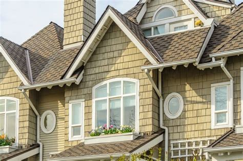 siding for houses 17 different types of house siding with photo exles